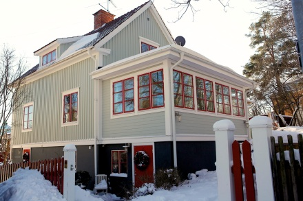 Exterior Vaxholm Bed Breakfast