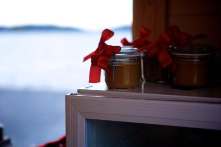 Julsenap på Winbergs